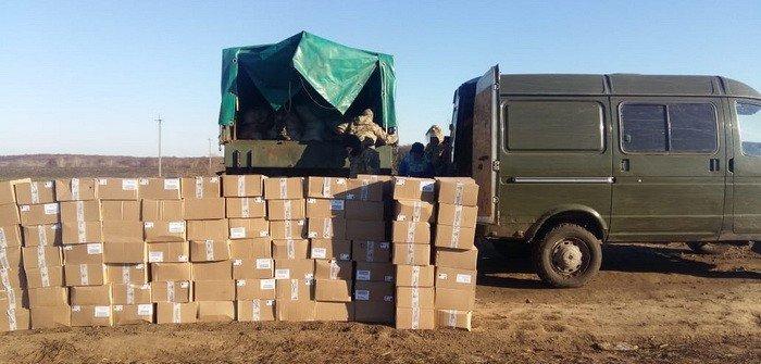 На Сумщине СБУ блокировала контрабанду товаров, организованную гражданами РФ, фото-1