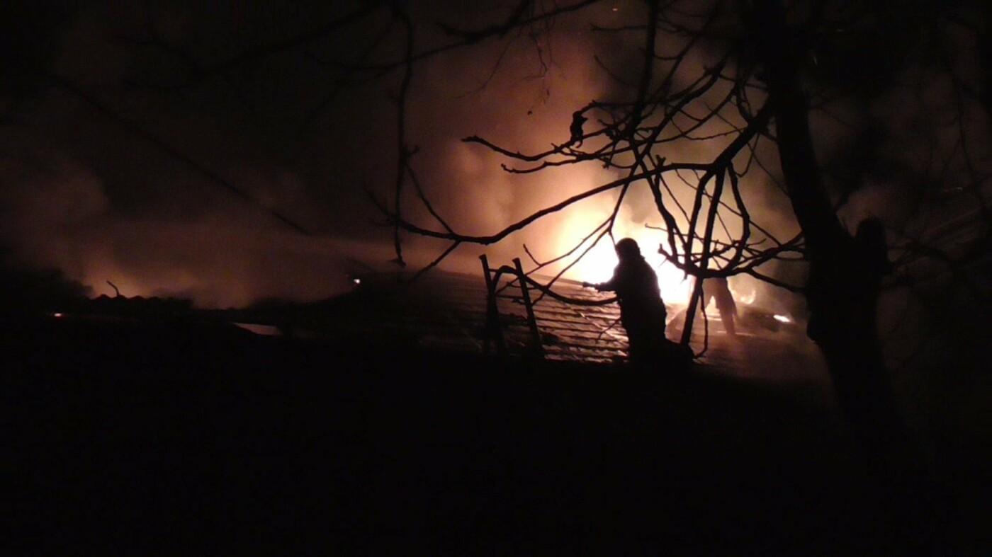 В Сумах за сутки пожарные дважды ликвидировали возгорание жилых домов, фото-2