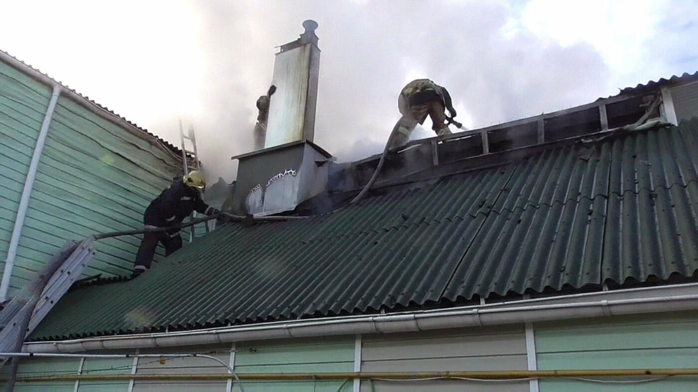 В Сумах за сутки пожарные дважды ликвидировали возгорание жилых домов, фото-4