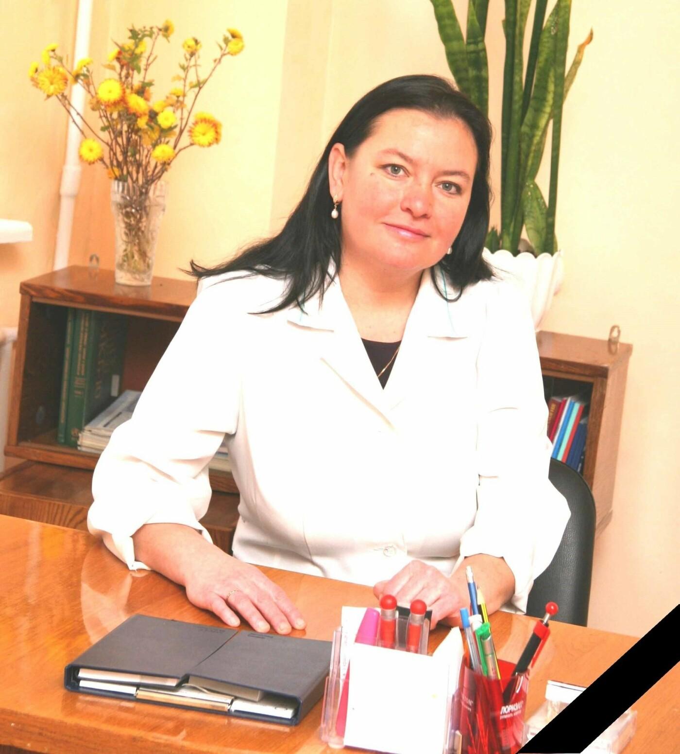 В Сумах умерла заместитель главврача по амбулаторно-поликлинической помощи, фото-1