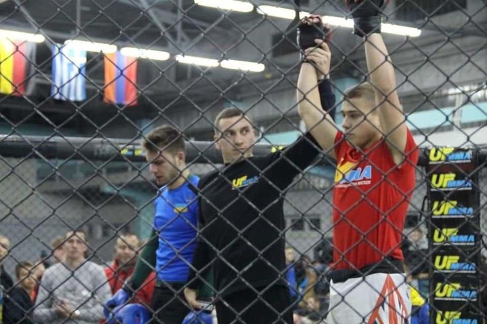 Бойцы Сумщины вернулись с Кубка Украины по ММА с наградами, фото-3