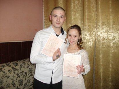 В Сумской исправительной колонии состоялась свадьба, фото-1