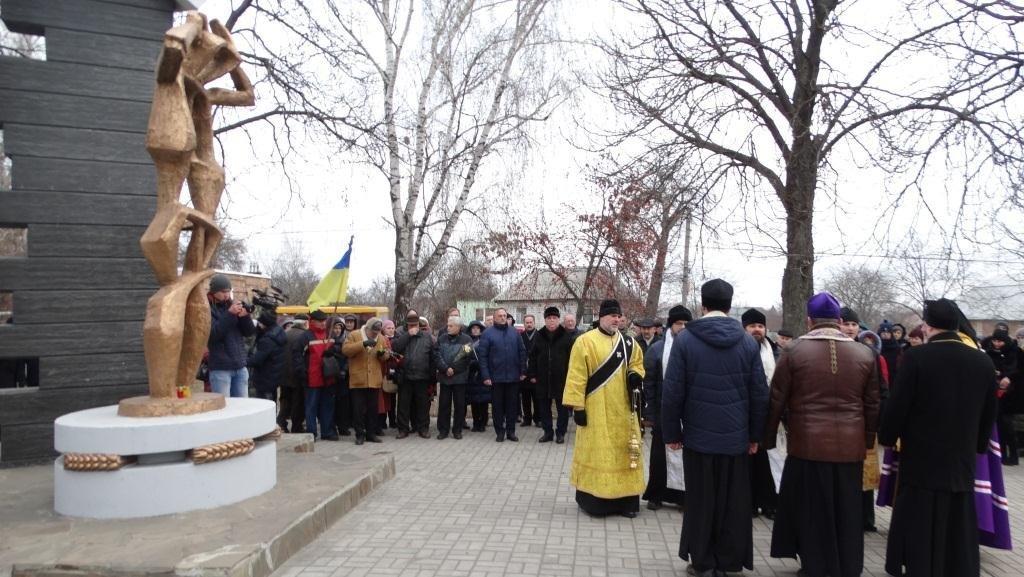 В Сумах почтили память жертв Голодомора, фото-2
