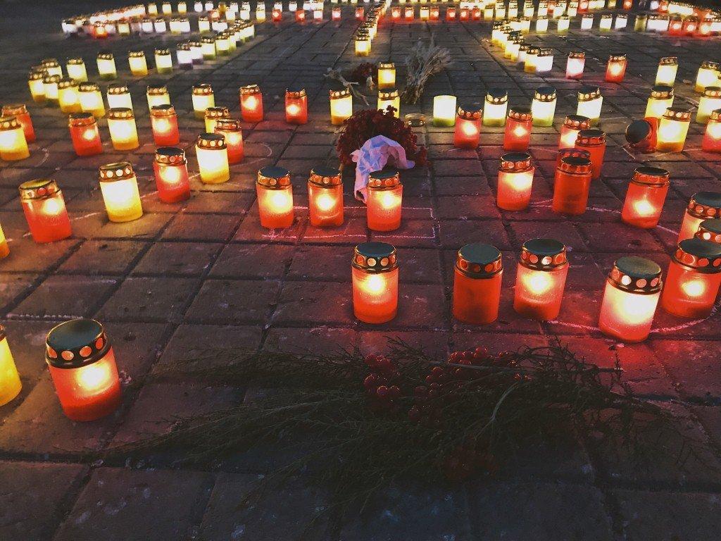 В Сумах почтили память жертв Голодомора, фото-5