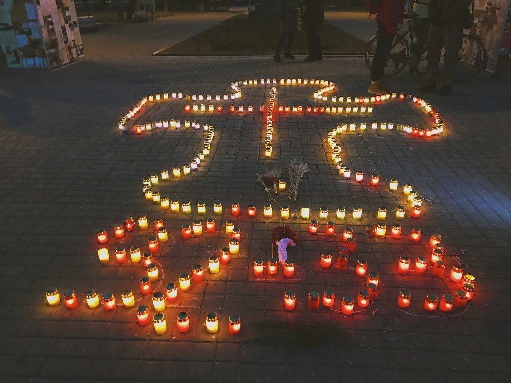В Сумах почтили память жертв Голодомора, фото-6