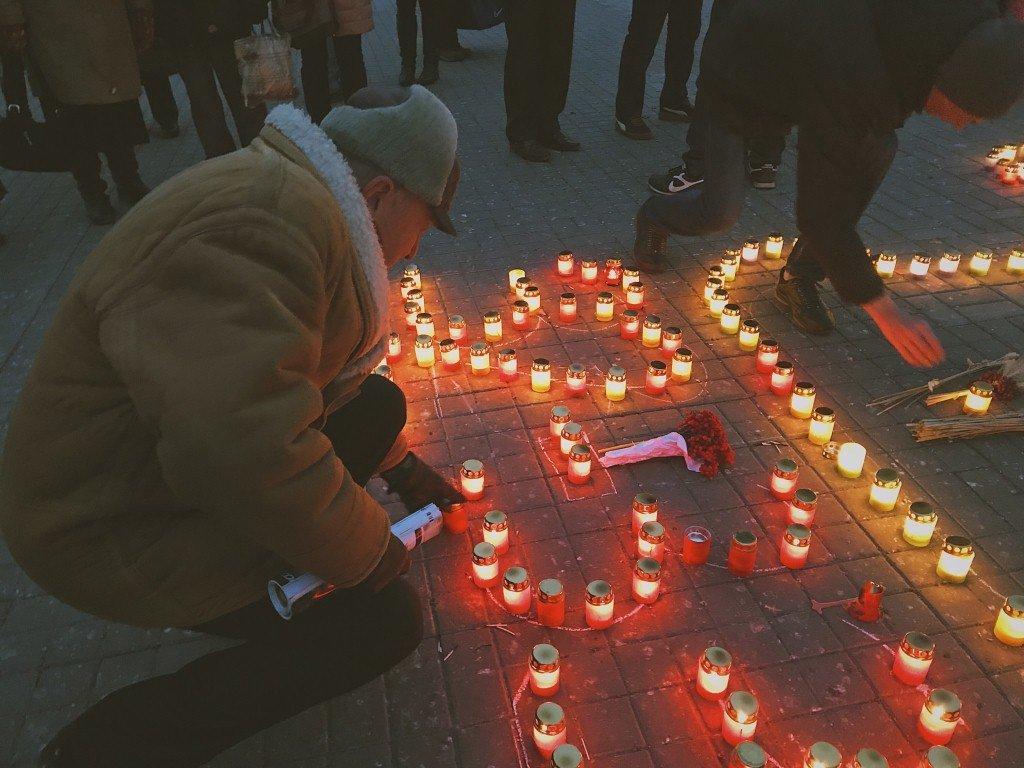 В Сумах почтили память жертв Голодомора, фото-3