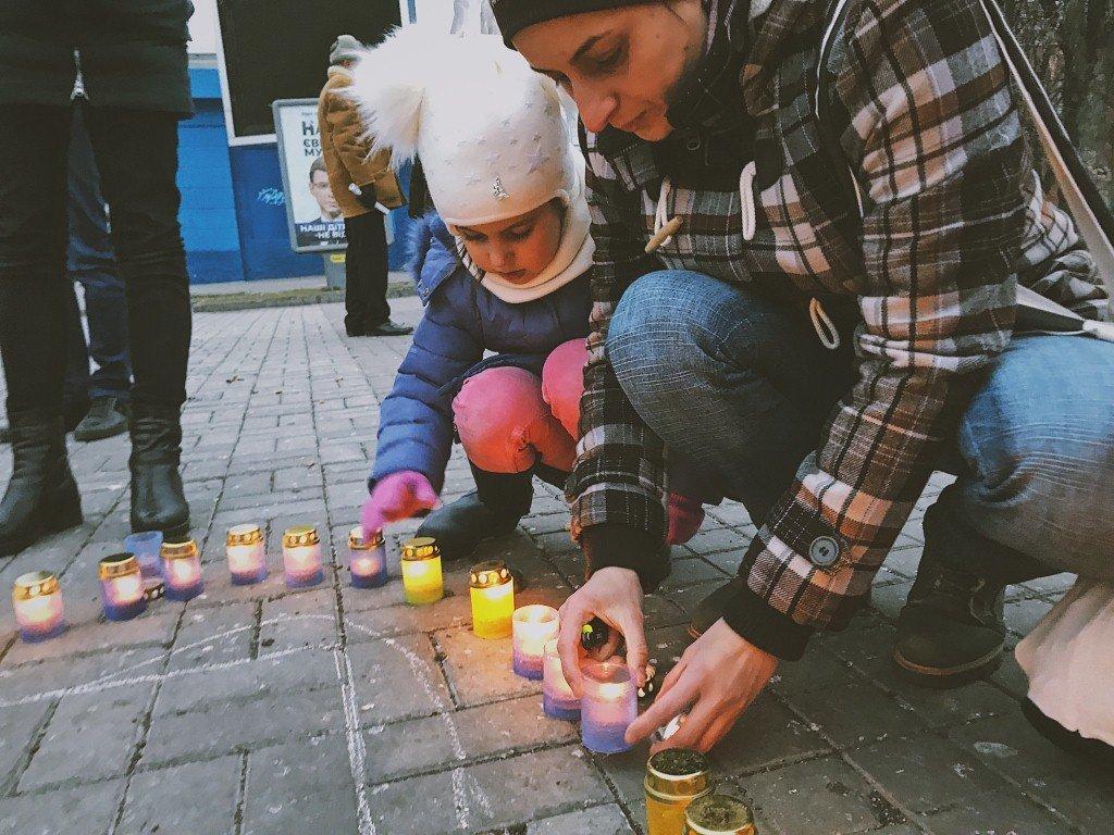 В Сумах почтили память жертв Голодомора, фото-4
