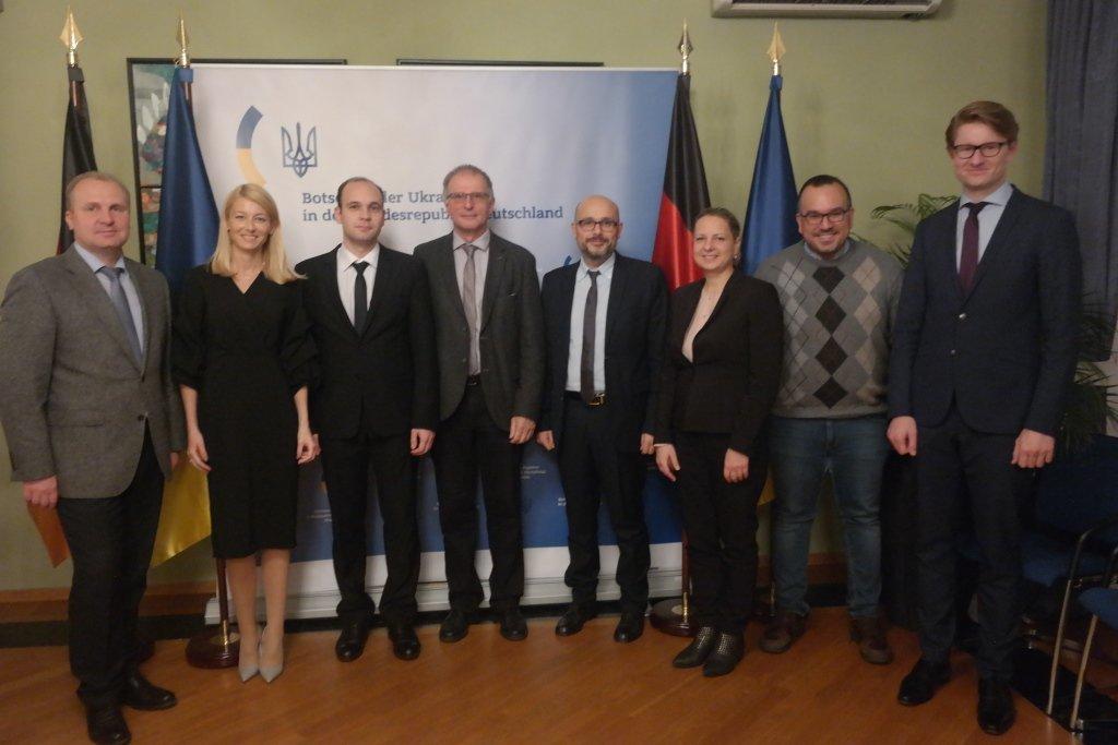 За ініціативи Сумського науковця і за підтримки Посольства України у ФРН відбувся Економічний Форум у м. Берлін, фото-2