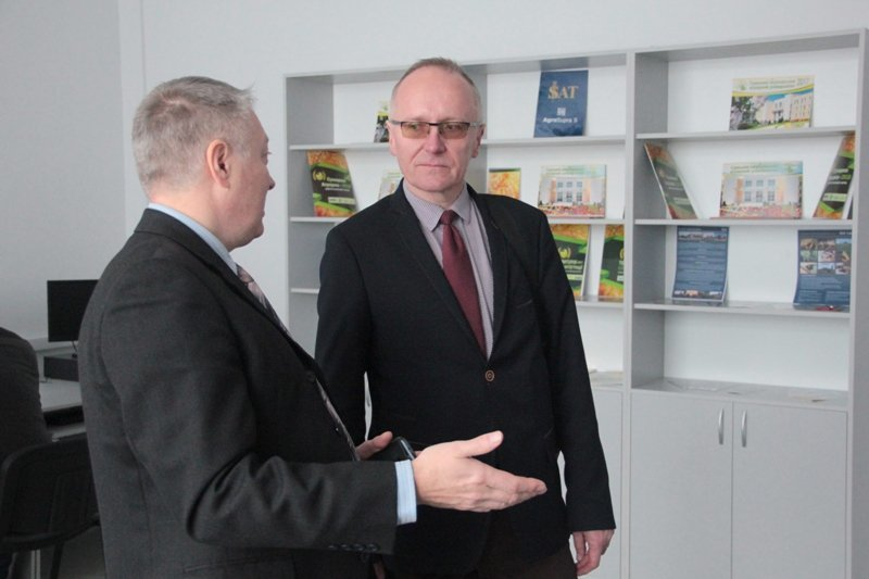 У рамках співпраці з ЄБРР до СНАУ прибув міжнародний експерт, фото-1