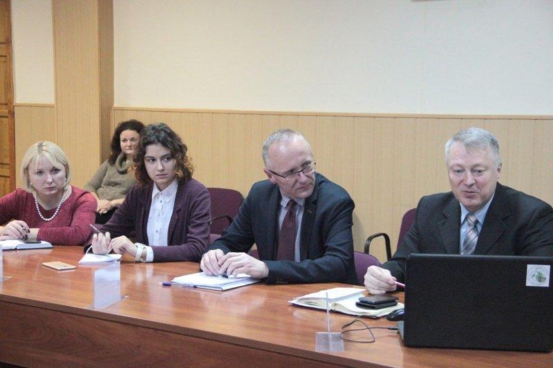 У рамках співпраці з ЄБРР до СНАУ прибув міжнародний експерт, фото-3