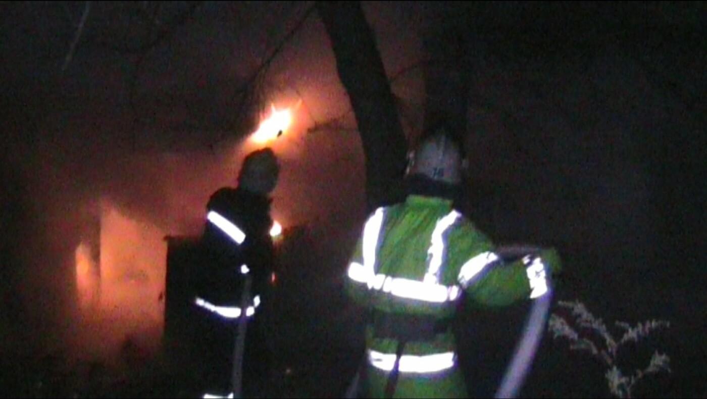 На Сумщине в пожаре сгорел мужчина, фото-1