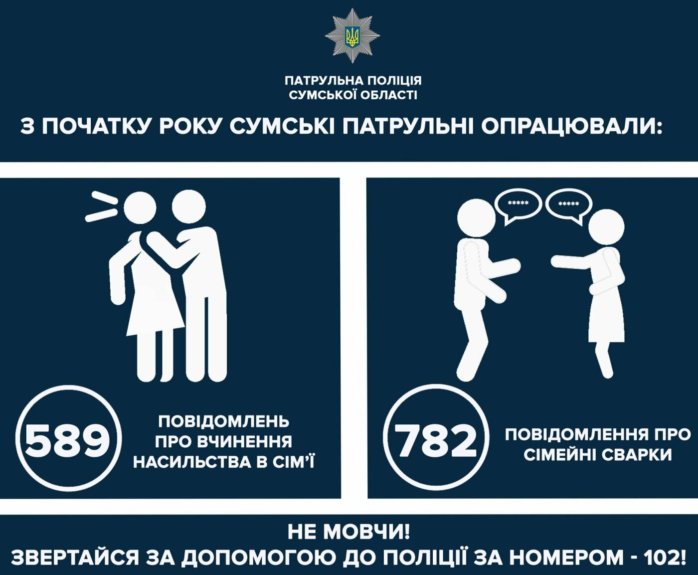 Сумчан просят не молчать о домашнем насилии, фото-1