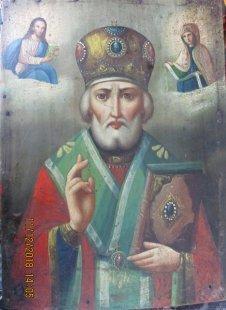 На границе Сумщины изъяли икону Николая Чудотворца, фото-1