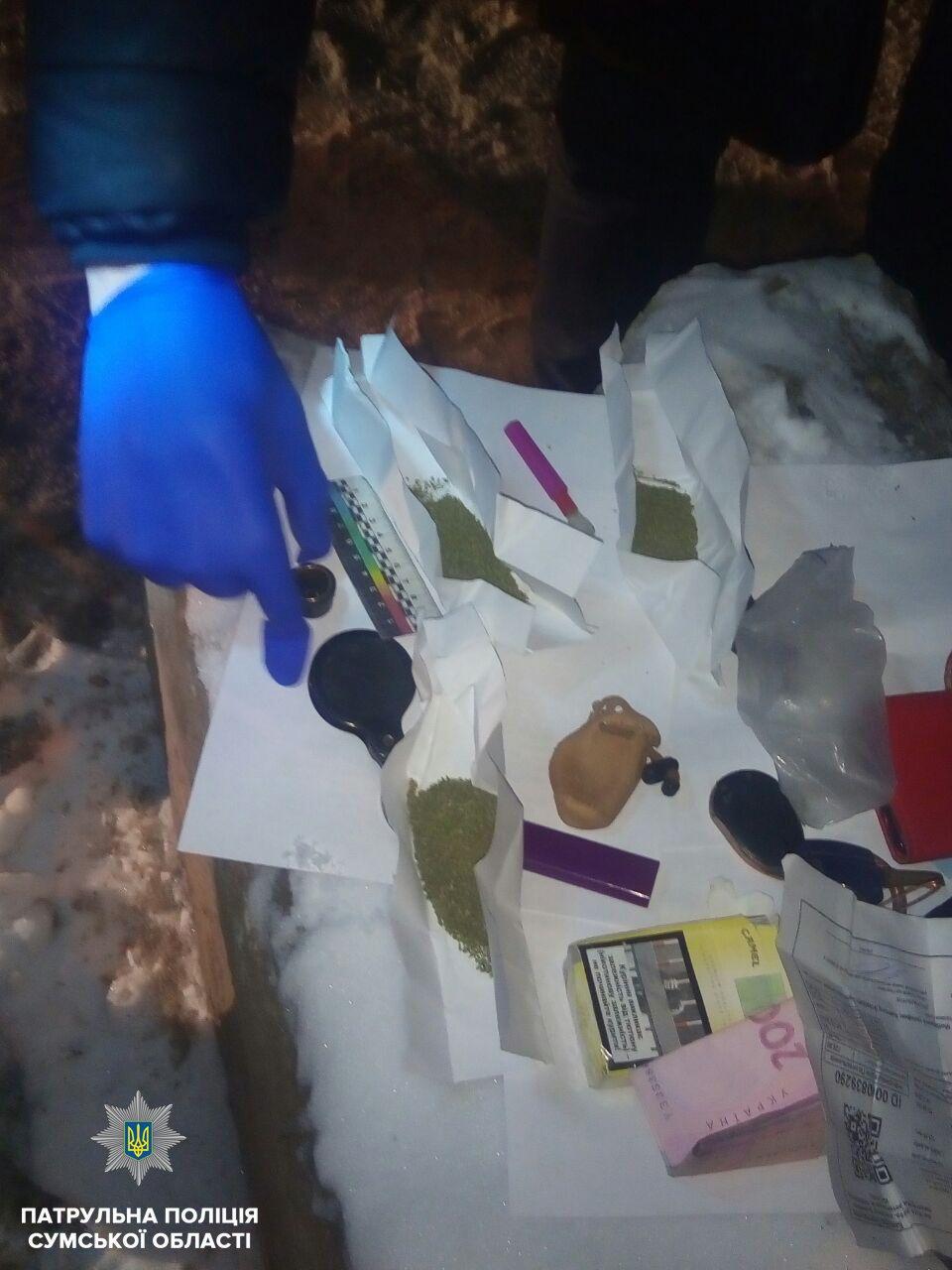 В Сумах остановили пьяного водителя без прав и с наркотиками, фото-2