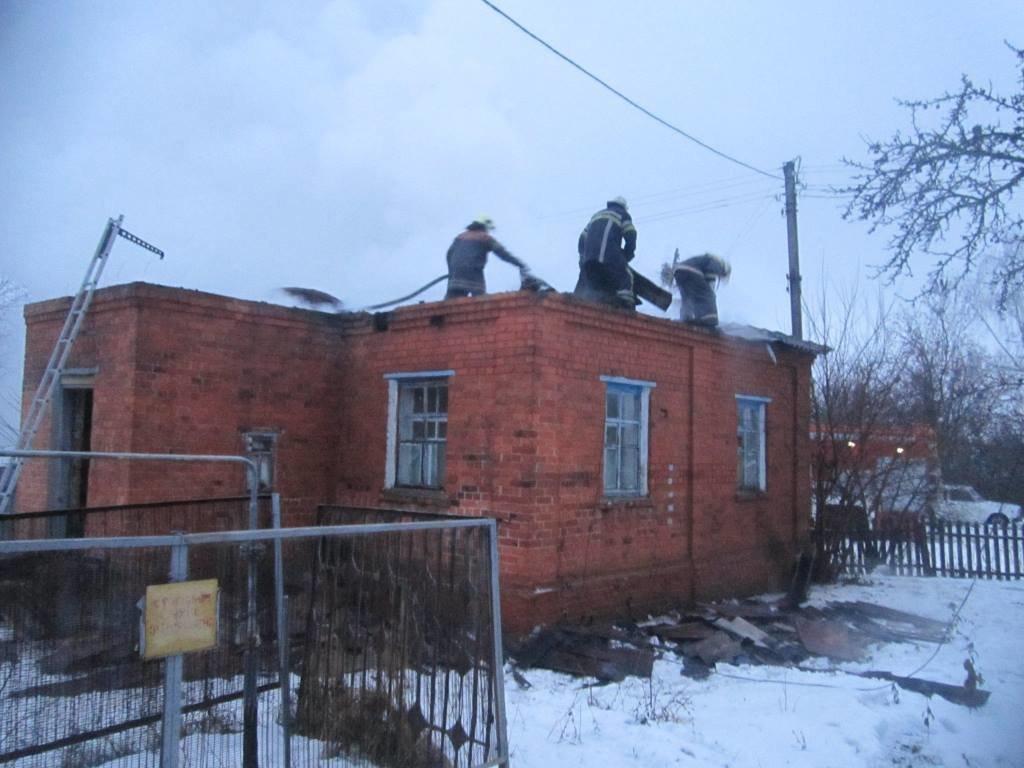 На Сумщине свидетели пожара спасли женщину, фото-2