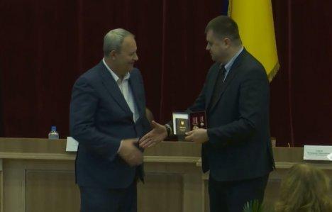 Глава Сумского облсовета получил орден, фото-1