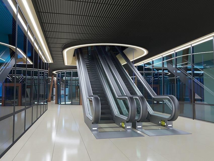 Сумской архитектор показал проект торгового комплекса «Набережный», фото-6