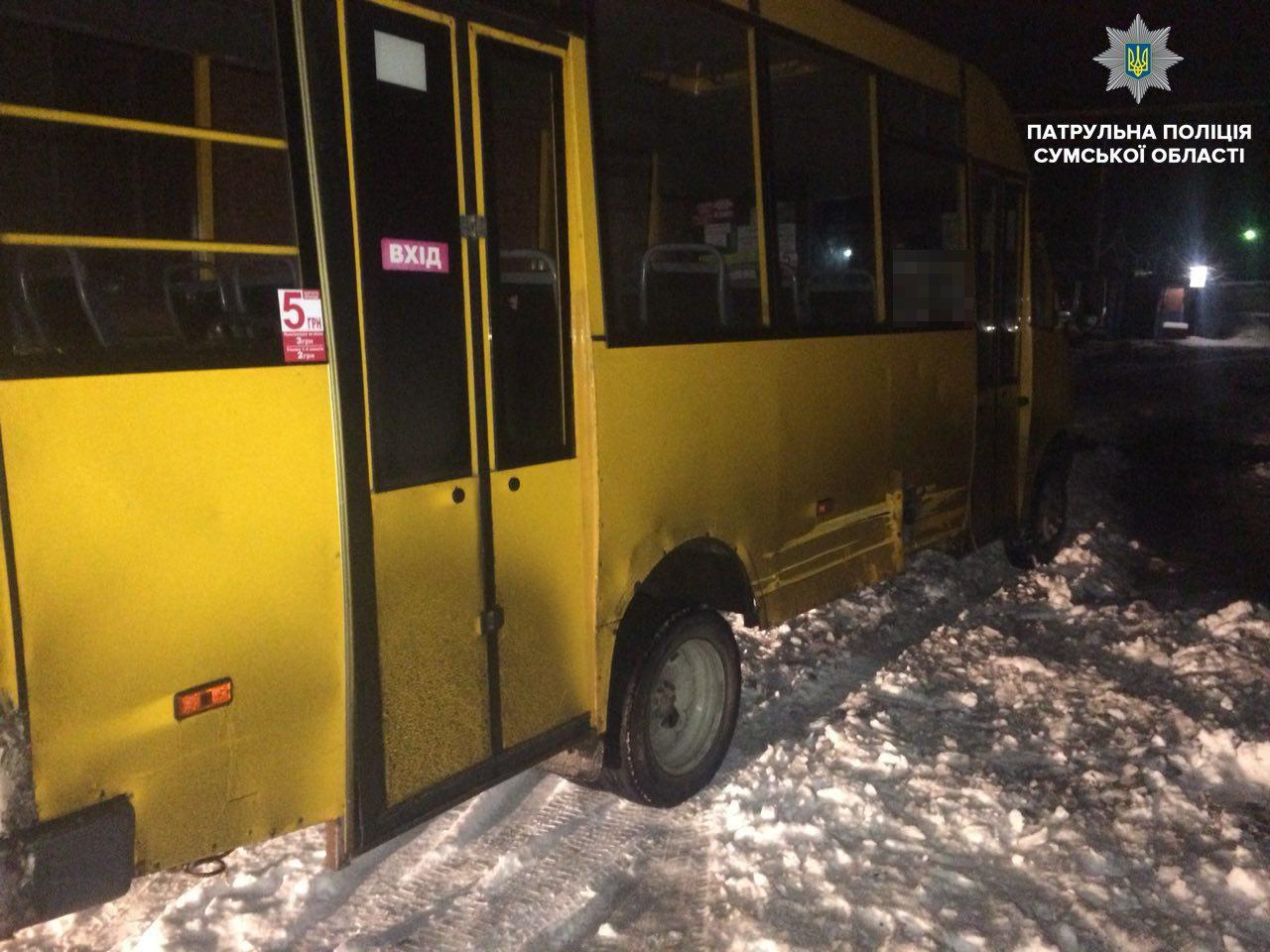 В Сумах водитель Руты совершил ДТП и скрылся , фото-3