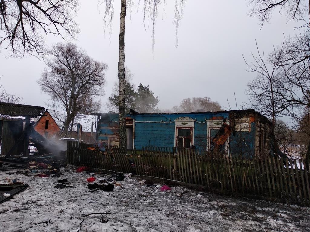 На Сумщине в пожаре сгорел мужчина, фото-2