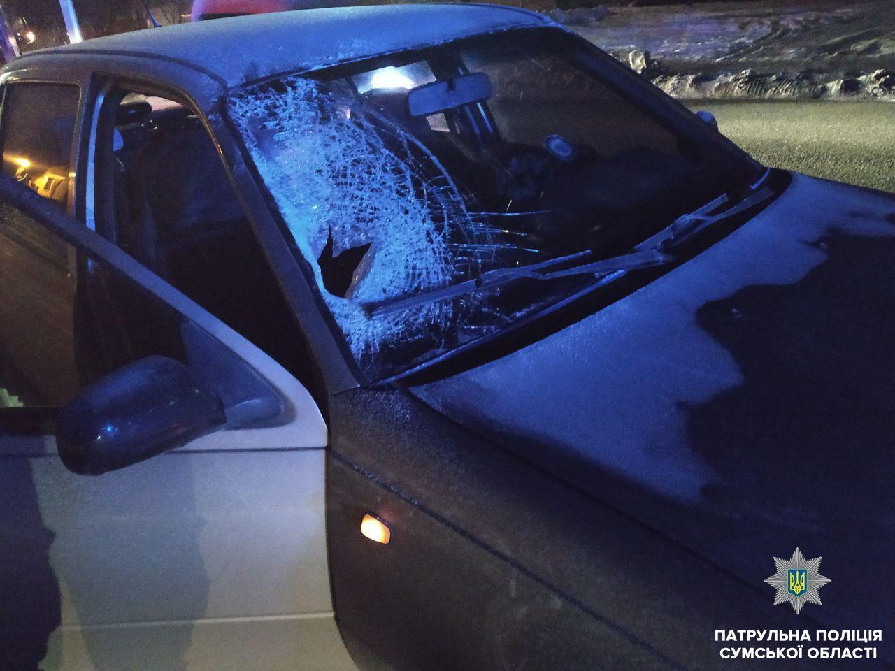 В результате ДТП на Роменской в Сумах погиб 55-летний пешеход, фото-1