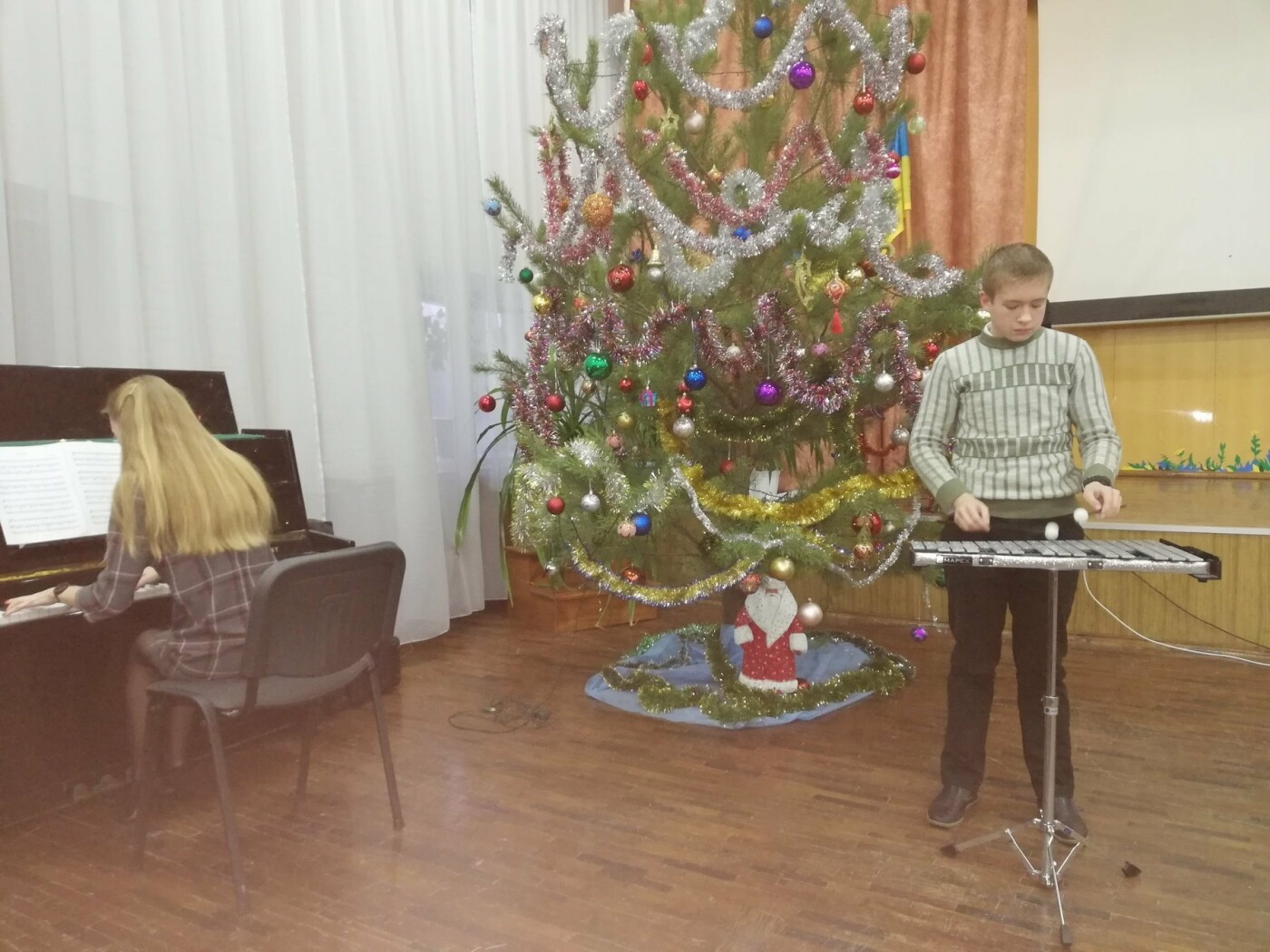 В областной детской больнице Сум провели благотворительный концерт, фото-4