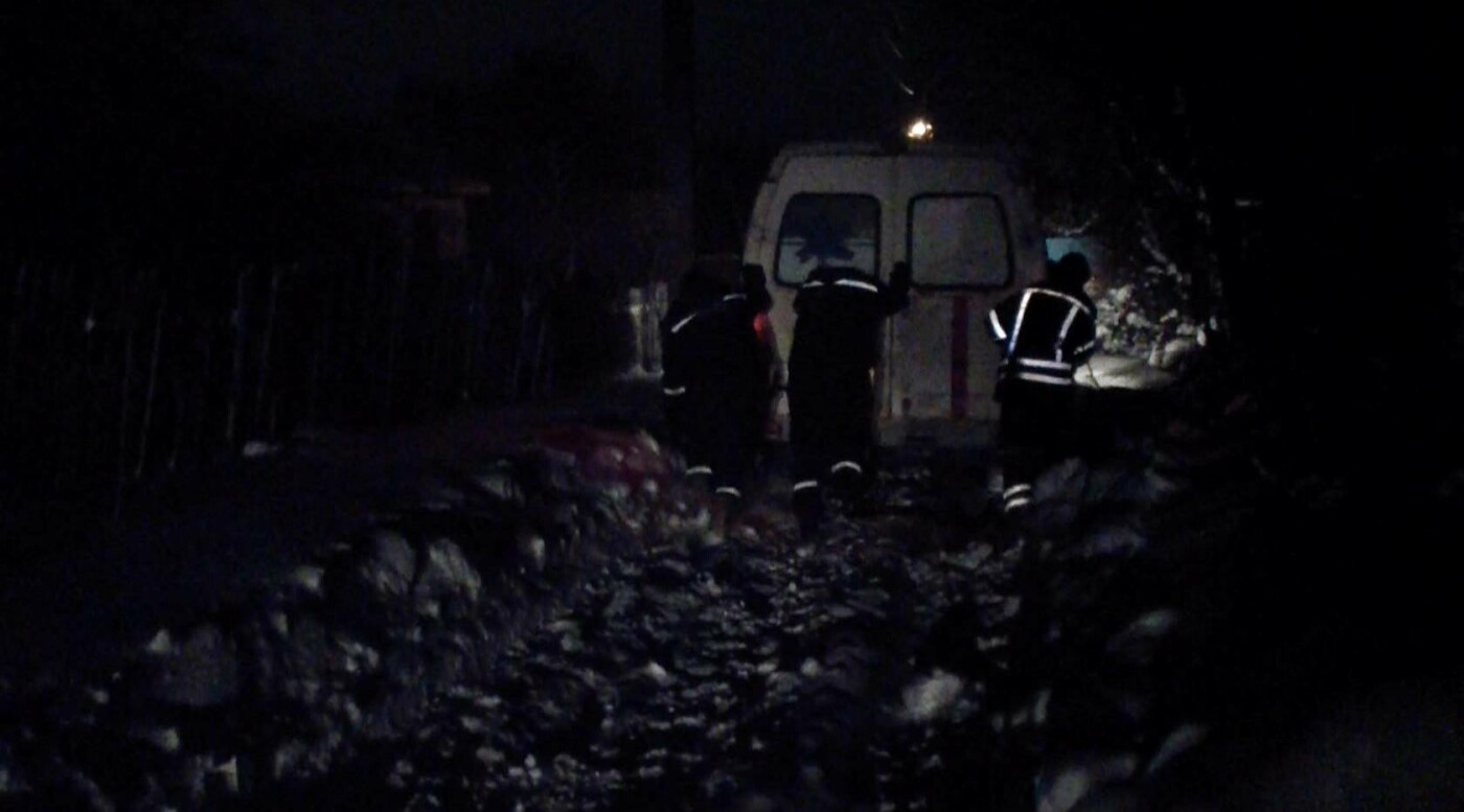 На Сумщине спасатели помогли доставить беременную женщину в больницу, фото-1