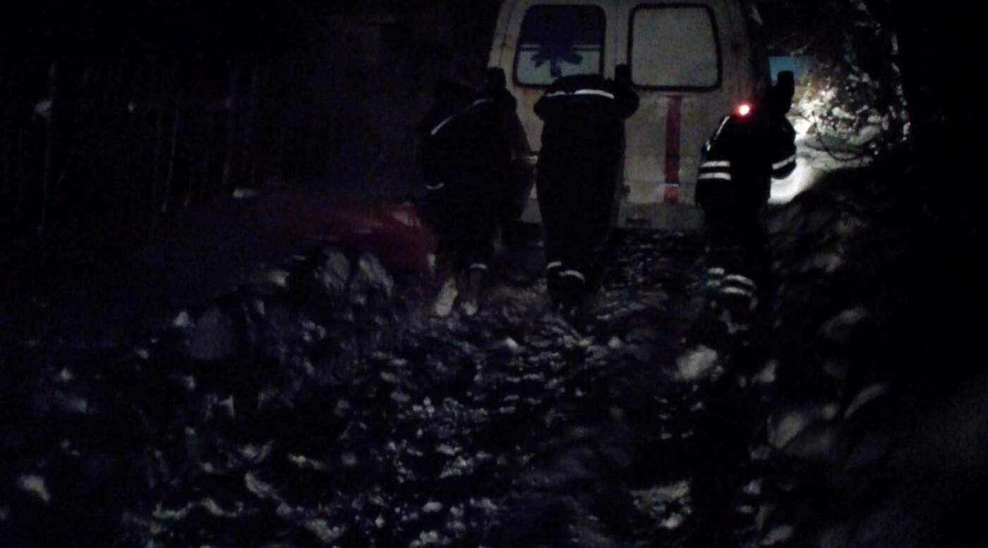 На Сумщине спасатели помогли доставить беременную женщину в больницу, фото-2