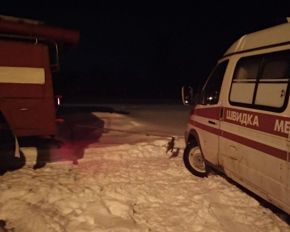 На Сумщине спасатели помогли доставить беременную женщину в больницу, фото-4