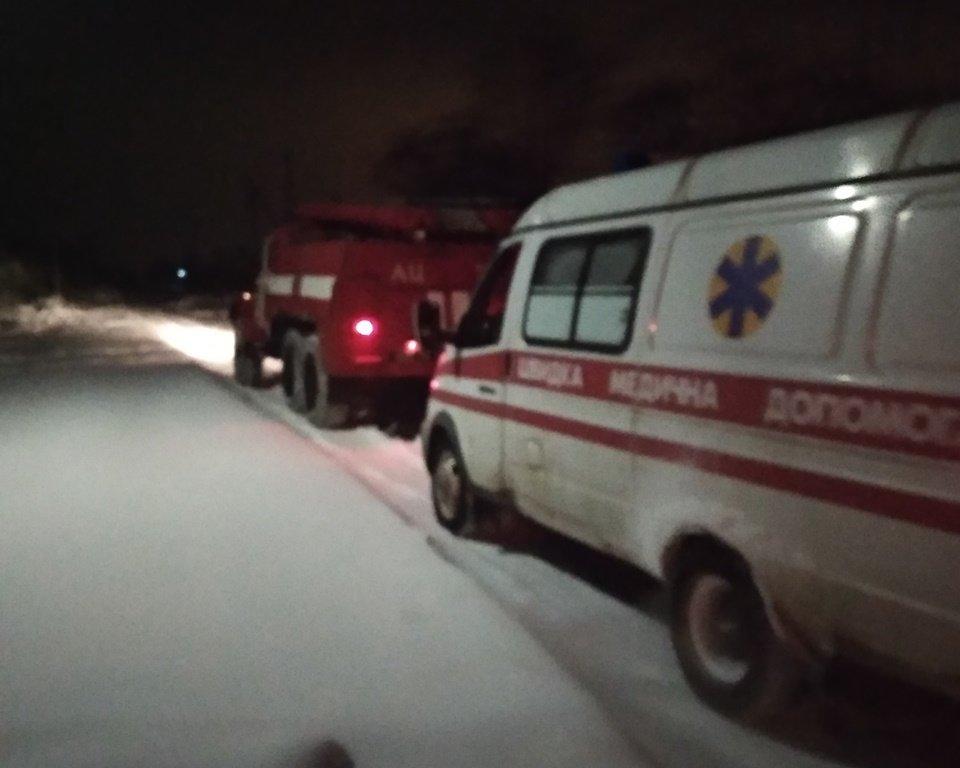 На Сумщине спасатели помогли доставить беременную женщину в больницу, фото-5