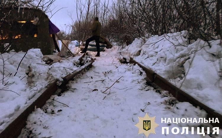 Двое жителей Сумского района украли четыре километра рельсов на 4 миллиона гривен, фото-3