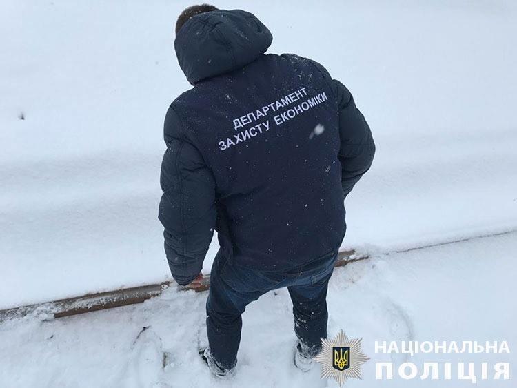 Двое жителей Сумского района украли четыре километра рельсов на 4 миллиона гривен, фото-1