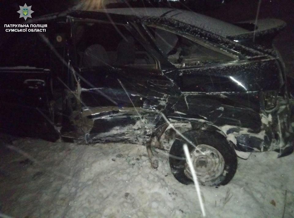 В Сумах на выходных произошло 10 ДТП, фото-3