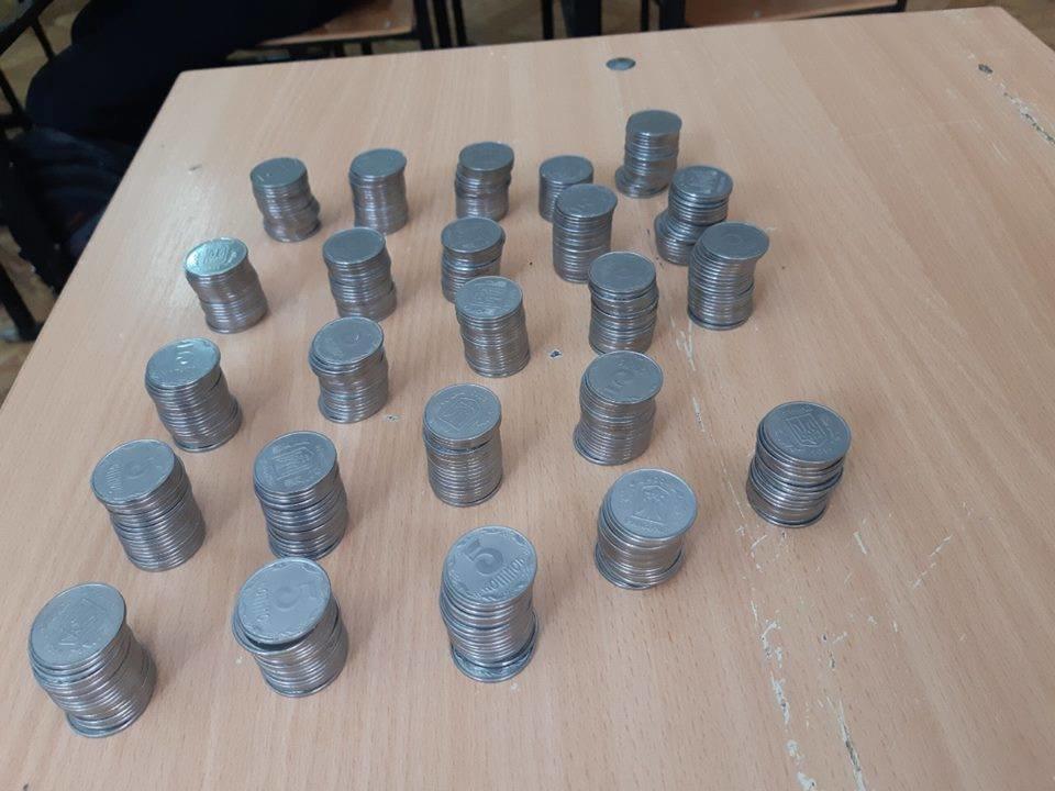 В Сумах школьники собрали деньги для онкобольного ребенка, фото-2