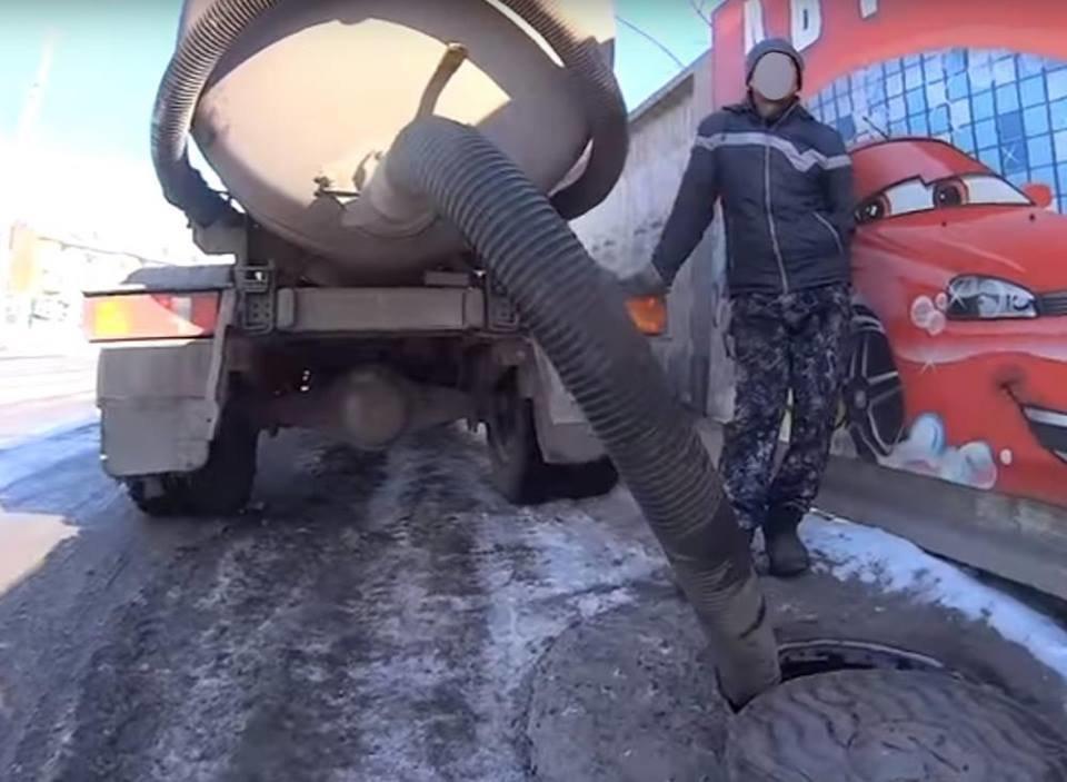 Сумчан просят сообщать о несанкционированных сливах нечистот в городскую канализационную сеть, фото-1