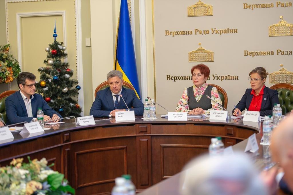 Юрий Бойко: После смены власти государство будет нести социальную ответственность за своих граждан, фото-1