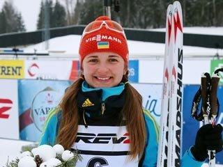 Сумская биатлонистка стала победительницей этапа Кубка IBU, фото-1
