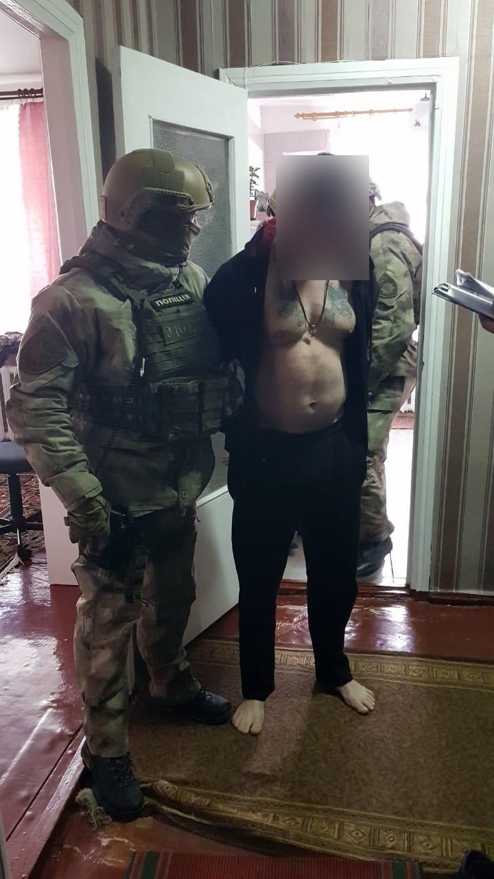 На Сумщине задержали банду рэкетиров, фото-3