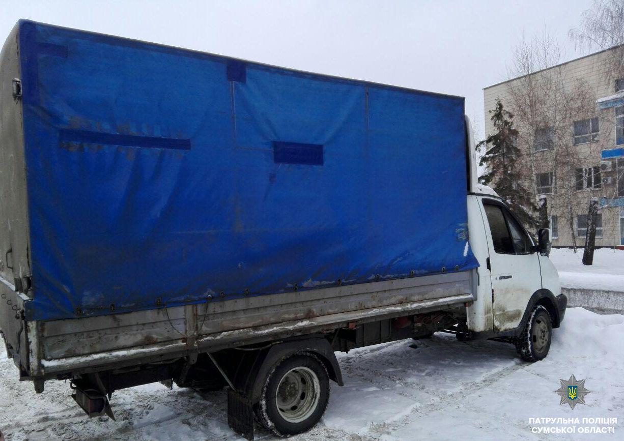 В Сумах нашли двух водителей, которые скрылись с места ДТП , фото-5
