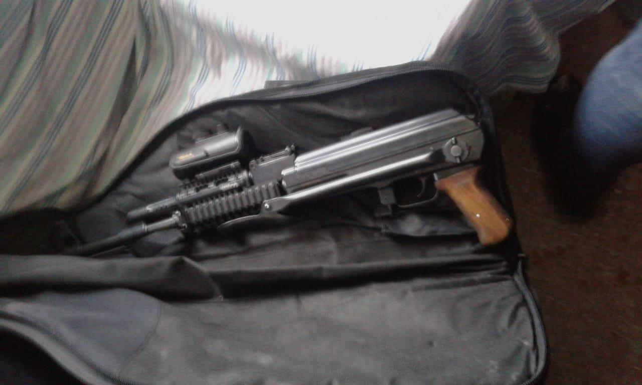 СБУ блокировала незаконный сбыт оружия на территории Украины, фото-1