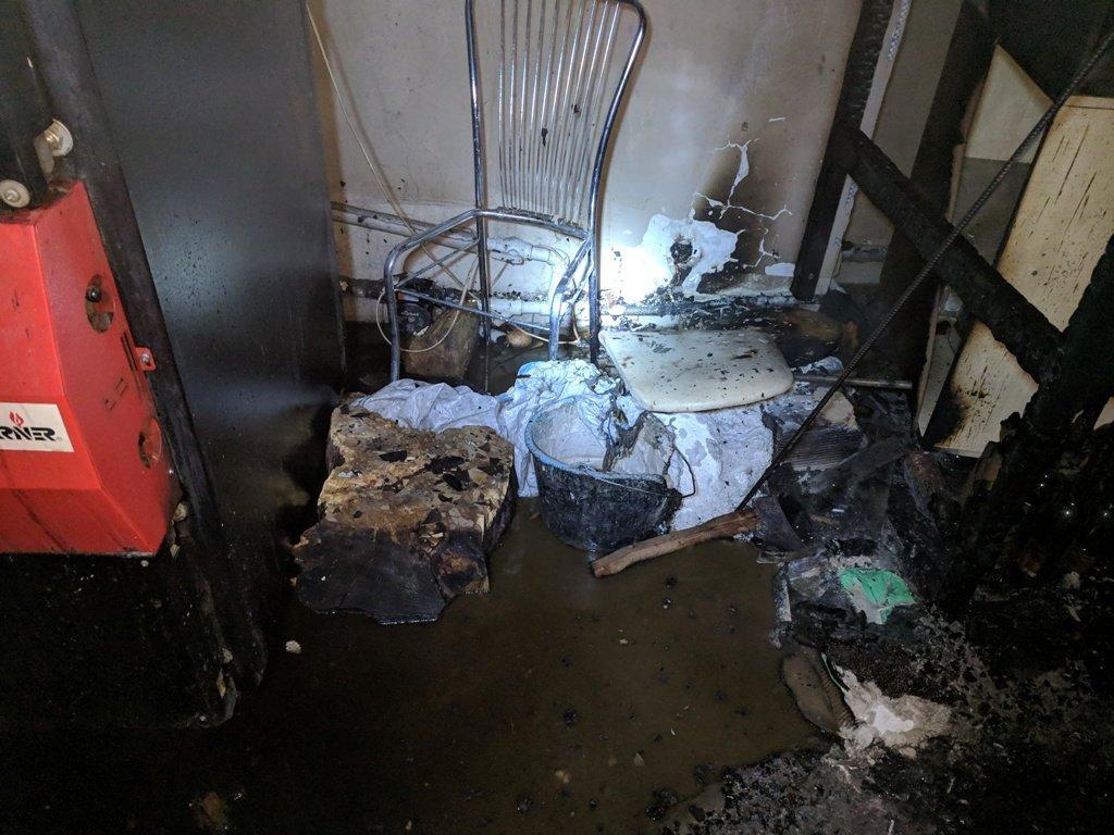 На Сумщине произошел пожар в ресторане, фото-3