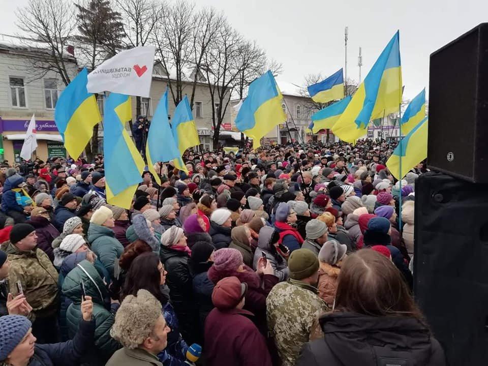 Аграрії Сумщини підтримують Юлію Тимошенко, фото-1