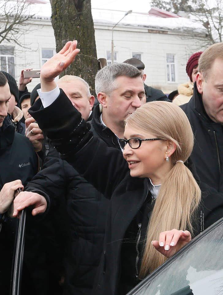 Аграрії Сумщини підтримують Юлію Тимошенко, фото-2