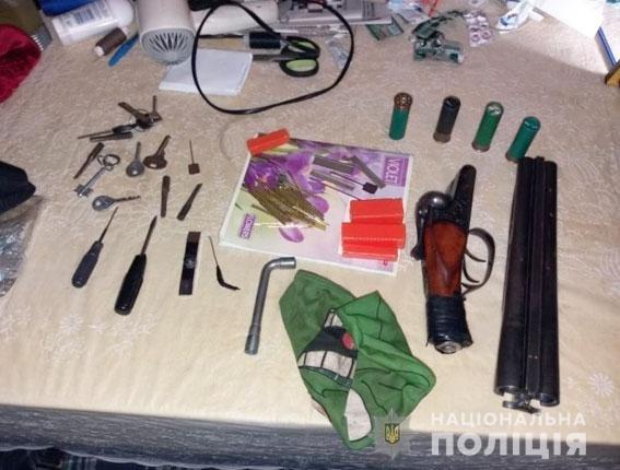 На Сумщине задержан разыскиваемый Черниговской полицией за разбой преступник, фото-1