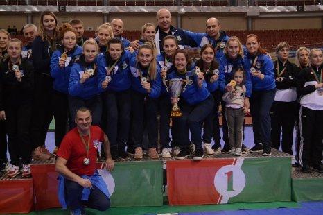 Сумчанки выиграли чемпионат Беларуси, фото-1