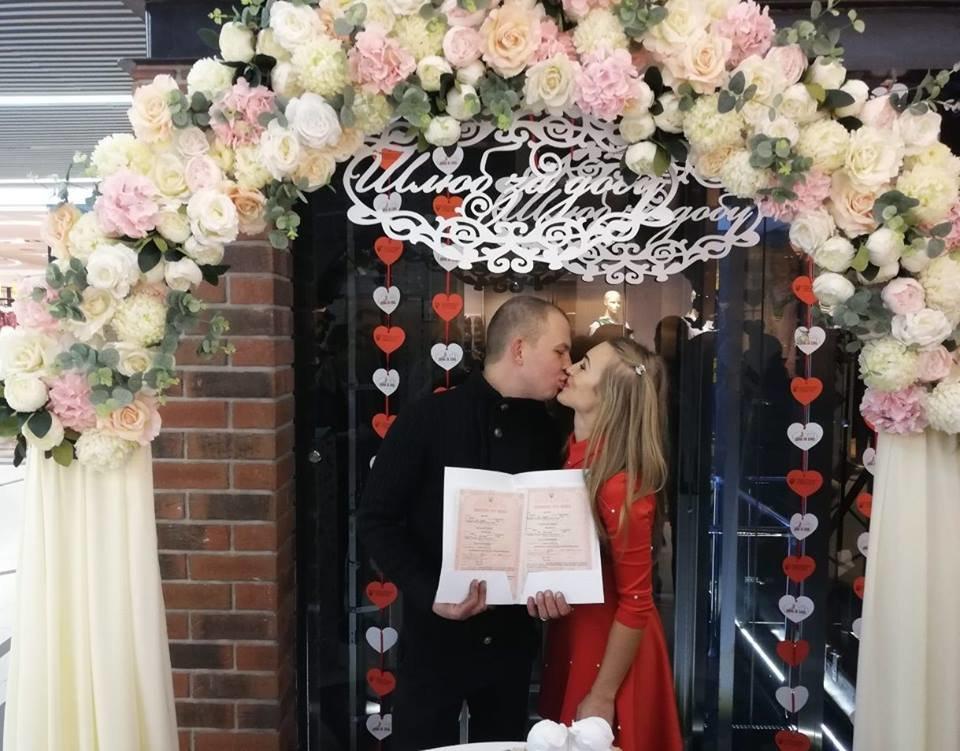 Сервис «Шлюб за добу» в Сумах отметил рекорд , фото-11