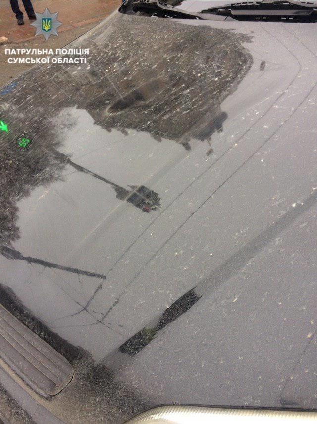 В Сумах 20-летняя девушка попала под колеса авто, фото-2
