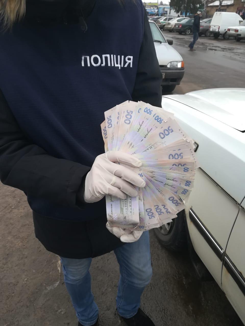 На Сумщине на вымогательстве и получении более 70 тыс грн попался директор коммунального предприятия, фото-2