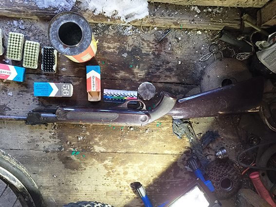 У жителя Сумщины нашли наркотики, оружие и боеприпасы, фото-2