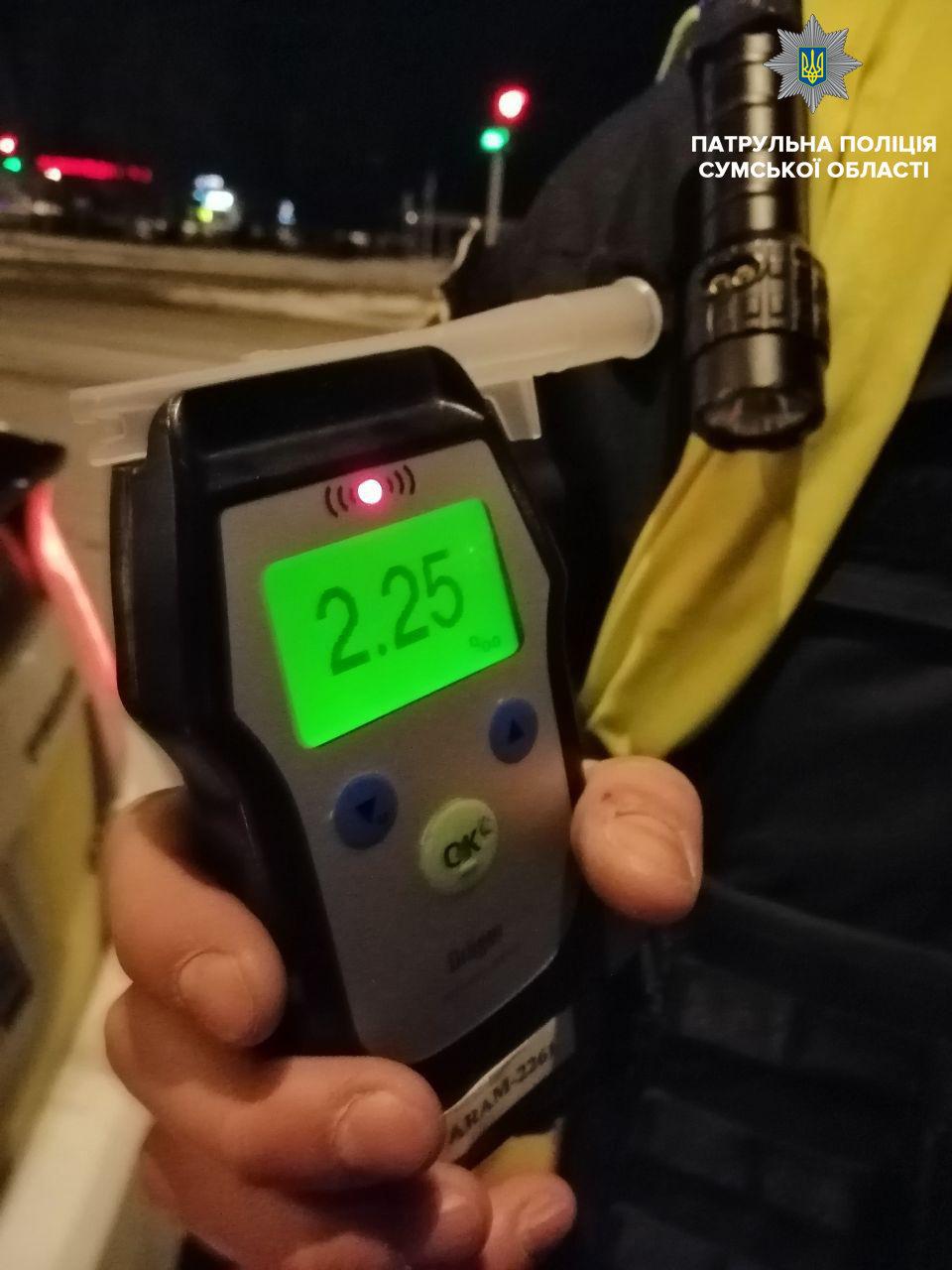В центре Сум по вине пьяного водителя произошло ДТП, фото-4