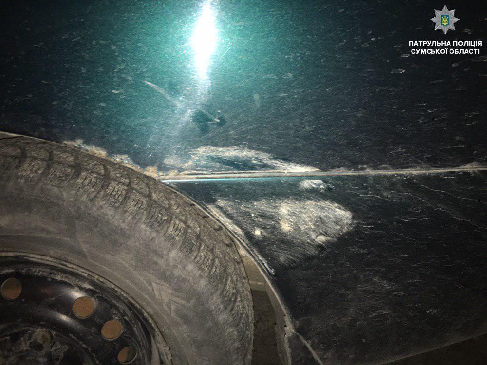 В Сумах нашли водителя, который скрылся с места ДТП, фото-2